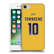 Official Crystal Palace Fc 2016/17 Players Away Kit Andros Townsend Hard Back Case For Apple Iphone 7