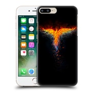 Official Christos Karapanos Phoenix 2 Bird 3 Hard Back Case For Apple Iphone 7 Plus