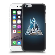 Official Def Leppard Logo Triangle Hard Back Case For Apple Iphone 6 / 6S