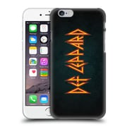 Official Def Leppard Logo Iconic Hard Back Case For Apple Iphone 6 / 6S