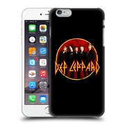 Official Def Leppard Design Photo Hard Back Case For Apple Iphone 6 Plus / 6S Plus
