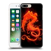 Official Christos Karapanos Phoenix On Fire Hard Back Case For Apple Iphone 7 Plus