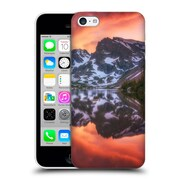 Official Darren White Reflection Maroon Bells Alpenglow Hard Back Case For Apple Iphone 5C
