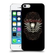 Official Def Leppard Design Skull 2 Hard Back Case For Apple Iphone 5 / 5S / Se