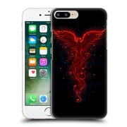 Official Christos Karapanos Phoenix 2 Red Hard Back Case For Apple Iphone 7 Plus