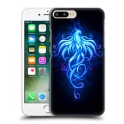 Official Christos Karapanos Phoenix 2 Royal Blue Hard Back Case For Apple Iphone 7 Plus