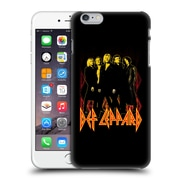 Official Def Leppard Design Group Hard Back Case For Apple Iphone 6 Plus / 6S Plus
