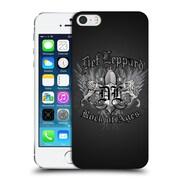 Official Def Leppard Design Rock Of Ages Hard Back Case For Apple Iphone 5 / 5S / Se