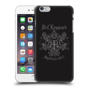 Official Def Leppard Design Sheffield 1977 Hard Back Case For Apple Iphone 6 Plus / 6S Plus