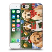 Official Christmas Mix Pets William Vanderdasson Which One'S Mine? Puppies Hard Back Case For Apple Iphone 7