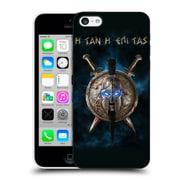 Official Christos Karapanos Horror 2 Spartan Hard Back Case For Apple Iphone 5C