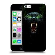 Official Christos Karapanos Horror 2 Black Panther Hard Back Case For Apple Iphone 5C