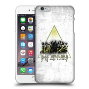 Official Def Leppard Design Triangle Concert Hard Back Case For Apple Iphone 6 Plus / 6S Plus