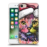 Official Christmas Mix Pets Dean Russo Cat Hard Back Case For Apple Iphone 7