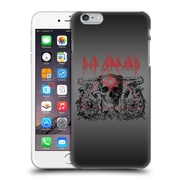 Official Def Leppard Design Skull Target Hard Back Case For Apple Iphone 6 Plus / 6S Plus