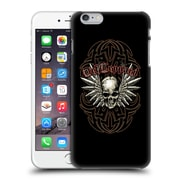 Official Def Leppard Design Skull 2 Hard Back Case For Apple Iphone 6 Plus / 6S Plus