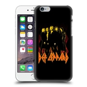 Official Def Leppard Design Group Hard Back Case For Apple Iphone 6 / 6S