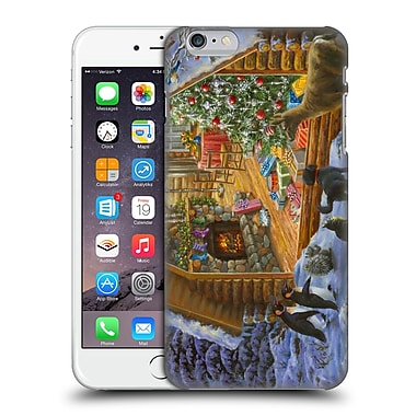 Official Christmas Mix Winter Wonderland Nicky Boehme Let'S Get Together Hard Back Case For Apple Iphone 6 Plus / 6S Plus