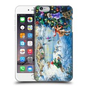 Official Christmas Mix Winter Wonderland Nicky Boehme Joyful Celebration Hard Back Case For Apple Iphone 6 Plus / 6S Plus