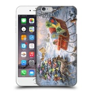 Official Christmas Mix Winter Wonderland Nicky Boehme Tis The Night Before Hard Back Case For Apple Iphone 6 Plus / 6S Plus
