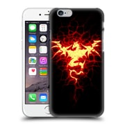 Official Christos Karapanos Dragons Mark Stamp Fire Hard Back Case For Apple Iphone 6 / 6S