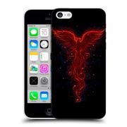 Official Christos Karapanos Phoenix 2 Red Hard Back Case For Apple Iphone 5C