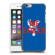 Official Crystal Palace Fc The Eagles Royal Blue Eagles Hard Back Case For Apple Iphone 6 / 6S