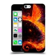 Official Christos Karapanos Phoenix Immortal Flames Alternative Hard Back Case For Apple Iphone 5C