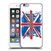Official Def Leppard Design Vintage Jack Hard Back Case For Apple Iphone 6 Plus / 6S Plus