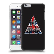 Official Def Leppard Design Target Union Jack Hard Back Case For Apple Iphone 6 Plus / 6S Plus
