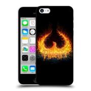 Official Christos Karapanos Phoenix Logo Hard Back Case For Apple Iphone 5C