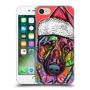 Official Christmas Mix Pets Dean Russo Dog Hard Back Case For Apple Iphone 7