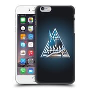 Official Def Leppard Logo Triangle Hard Back Case For Apple Iphone 6 Plus / 6S Plus