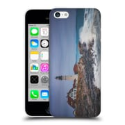 Official Darren White Beaches And Oceans Cape Elizabeth Storm Hard Back Case For Apple Iphone 5C