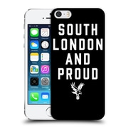 Official Crystal Palace Fc The Eagles Slap Hard Back Case For Apple Iphone 5 / 5S / Se