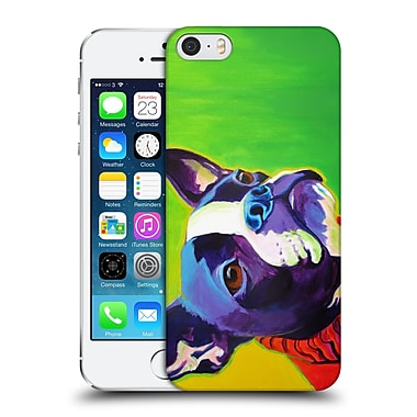 Official Dawgart Dogs Ridley Hard Back Case For Apple Iphone 5 / 5S / Se