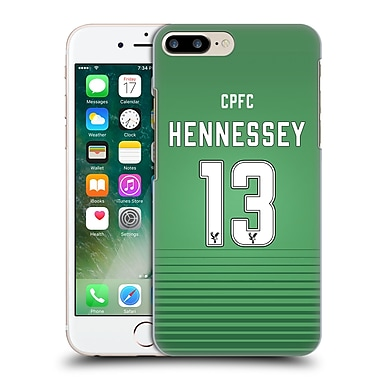 Official Crystal Palace Fc 2016/17 Players Away Kit Wayne Hennessey Hard Back Case For Apple Iphone 7 Plus