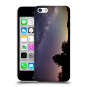 Official Darren White Heavens Red Mountain Rainbow Hard Back Case For Apple Iphone 5C