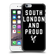 Official Crystal Palace Fc The Eagles Slap Hard Back Case For Apple Iphone 6 / 6S
