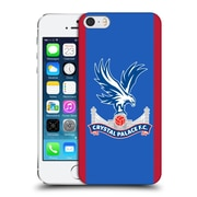 Official Crystal Palace Fc 2016/17 Players Kit Home Hard Back Case For Apple Iphone 5 / 5S / Se