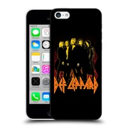 Official Def Leppard Design Group Hard Back Case For Apple Iphone 5C