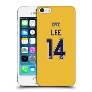 Official Crystal Palace Fc 2016/17 Players Away Kit Chung-Yong Lee Hard Back Case For Apple Iphone 5 / 5S / Se