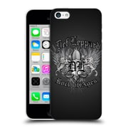Official Def Leppard Design Rock Of Ages Hard Back Case For Apple Iphone 5C