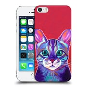 Official Dawgart Cats Surprise Hard Back Case For Apple Iphone 5 / 5S / Se