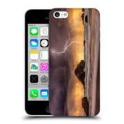 Official Darren White Beaches And Oceans Chaos At The Well Hard Back Case For Apple Iphone 5C