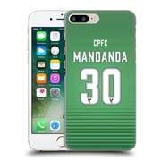 Official Crystal Palace Fc 2016/17 Players Away Kit Steve Mandanda Hard Back Case For Apple Iphone 7 Plus