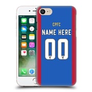 Custom Customised Personalised Crystal Palace Fc 2016/17 Home Kit Hard Back Case For Apple Iphone 7