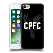 Official Crystal Palace Fc The Eagles Eagle Black Hard Back Case For Apple Iphone 7