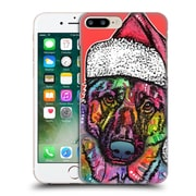 Official Christmas Mix Pets Dean Russo Dog Hard Back Case For Apple Iphone 7 Plus