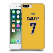 Official Crystal Palace Fc 2016/17 Players Away Kit Yohan Cabaye Hard Back Case For Apple Iphone 7 Plus